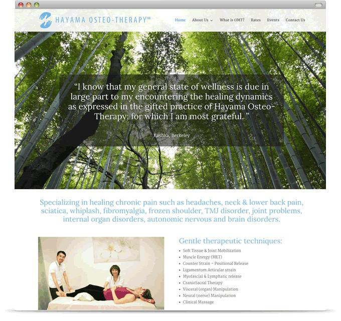 Hayama Osteo Therapy