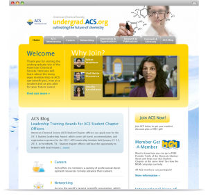 undergrad.acs.org website