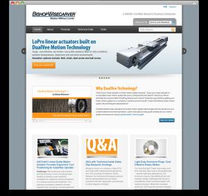 Bishop Wisecarver - homepage