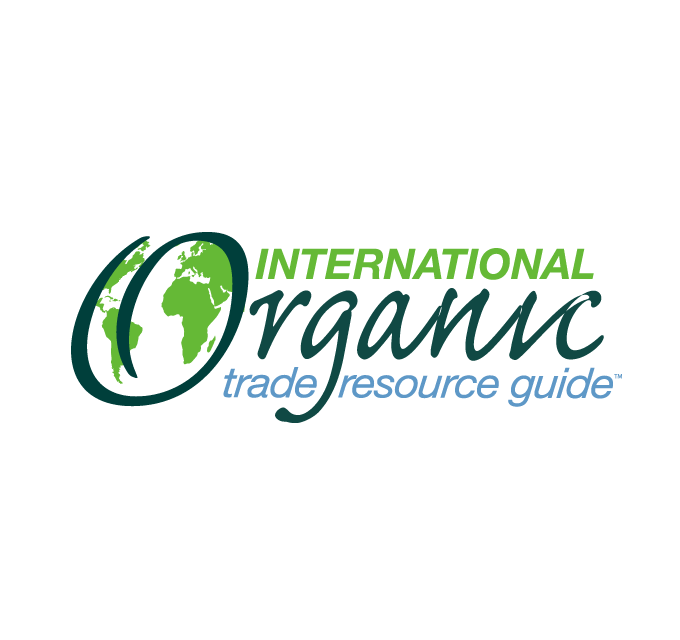 International Organic Trade Resource Guide logo