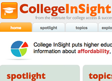 TICAS: College InSight