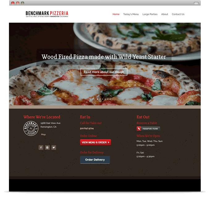 Benchmark Pizzeria