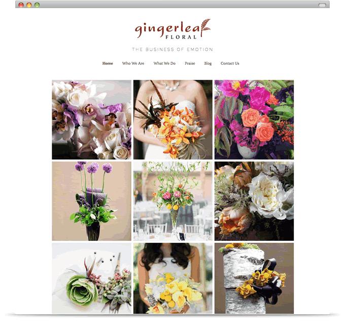 Gingerleaf Floral